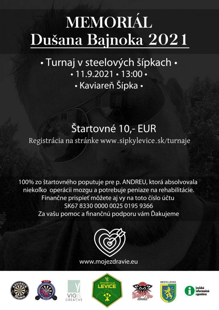 Memorial Dusana Bajnoka pracovnaverzia